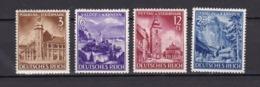 Deutsches Reich - 1941 - Michel Nr. 806/809 - Postfrisch - 20 Euro - Germany