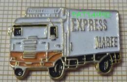 CAMION FRIGORIFIQUE EXPRESS MAREE - Transportes