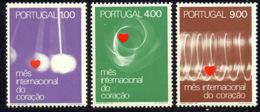 Portugal 1972 Yvert 1147 / 1149 ** TB - Neufs