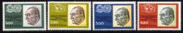Portugal 1973 Yvert 1182 / 1185 ** TB - Neufs