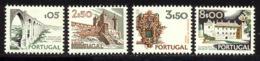 Portugal 1973 Yvert 1192 / 1195 ** TB - Neufs