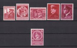 Deutsches Reich - 1939/44 - Sammlung - Postfrisch - 72 Euro - Germany