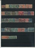 Canada Lotto Francobolli Usati - 1851-1902 Regno Di Victoria