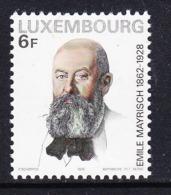 Luxemburg 1978 Emile Mayrisch 1v ** Mnh (44658B) - Europese Gedachte