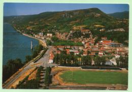 CPSM - LA VOULTE Sur RHONE - Vue Aérienne - Le Stade - - La Voulte-sur-Rhône