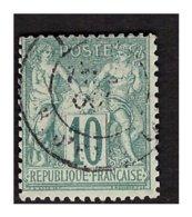 Sage N° 65 Obl. - 1876-1878 Sage (Tipo I)