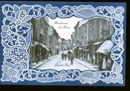 BOURBONNE LES BAINS CP RELIEF - Bourbonne Les Bains