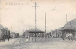 CROIX (59) - La Grande Place - France