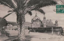 1500  NICE ECRIITE - Cafés, Hôtels, Restaurants