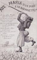 Ave Maria D'un Poilu à Sa Baïonnette (illustrateur Malatesta) - Humor