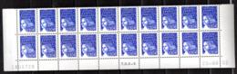 Col12  France Bas De Feuille Coin Daté N° 3449 3428 Luquet  20 08 02 Neuf XX MNH Luxe - 2000-2009