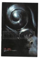 Ete 2001 Au Cinema - Dompter La Planete - Www.planete Des Singes.com ( Carte Publicitaire ) - Autres