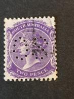 Sello Australia New South Wales - Usados