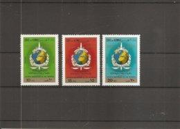 Police - Interpol ( 550/552 XXX -MNH- Du Koweit) - Police - Gendarmerie