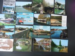 LOT  DE  16   CARTES  POSTALES   DE  PENICHES - 5 - 99 Cartes
