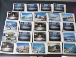 LOT  DE  24     CARTES  POSTALES  NEUVES   SUR  LES   J . O   D ALBERTVILLE  ET DE GRENOBLE - Cartes Postales