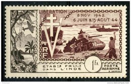 Inde (1954) PA N 22 * (Charniere) - Unused Stamps