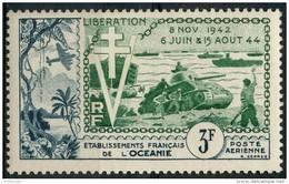 Oceanie (1954) PA N 31 * (charniere) - Oceania (1892-1958)