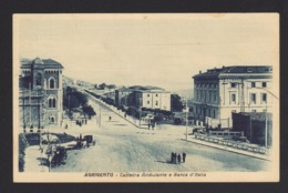 16717 Agrigento - Cattedra Ambulante E Banca D'Italia F - Agrigento