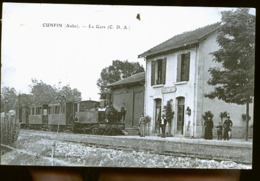 CUNFIN LA GARE - France