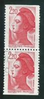 FRANCE: Obl., N°2427a, TB - 1982-90 Liberty Of Gandon
