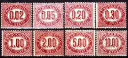 """Italia-A-0499: Emissione Di """"Servizio"""" 1875 (++/+) MNH/LH - Senza Difetti Occulti. - Dienstpost"""