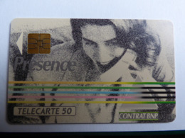 """Télécarte En 473 """"Présence"""" SO3 - 11/92 - TBE - - 50 Unités"""
