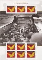 Uganda  2014 - D-DAY Anniversary 1944 - WW2