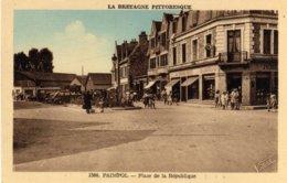 Paimpol Place De La Republique - Paimpol