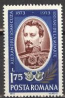 Rumänien 3125 ** Postfrisch Ioan Cuza - 1948-.... Républiques