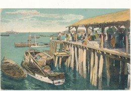 "FREETOWN - A View In ""Sawpit"" - Sierra Leone"