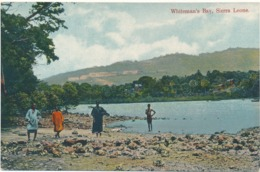 SIERRA LEONE - Whiteman's Bay - Sierra Leone