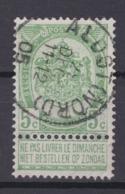 N° 56 ALOST ( NORD ) - 1893-1907 Armoiries