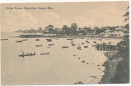 FREETOWN - Susan's Bay - Sierra Leone