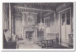 Chateau De Cheverny, La Salle á Manger - Cheverny