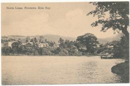 FREETOWN - Kroo Bay - Sierra Leone