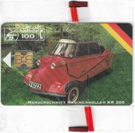 Spain - Telefonica - Cars - Messerschmitt KR 200, P-082 - 08.1994, 4.000ex, NSB - España