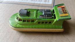 "MATCHBOX Lesney Superfast No. 72&2 Hovercraft ""Rescue"" 1972 - Matchbox (Lesney)"