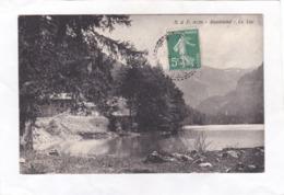 CPA :  14 X 9  -  B.  &  F.  6129  -  Montriond  -  Le  Lac - Otros Municipios