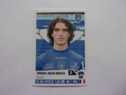 PANINI Foot 2013-14 N°33 Sporting Club De Bastia François-Joseph Modesto - Edition Française