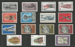 15 Stamps DIFFERENT - MNH - Europa-CEPT - Art - 1974 - Europa-CEPT
