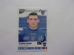 PANINI Foot 2013-14 N°44 Sporting Club De Bastia Claudiu Keserü - Edition Française