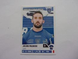PANINI Foot 2013-14 N°34 Sporting Club De Bastia Julian Palmieri - Edition Française