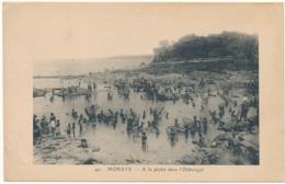 MOBAYE - A La Pêche Dans L'Oubangui - Centrafricaine (République)