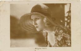 74-121 Actress Brigitte Helm - France