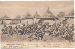 HAUTE VOLTA - Indigènes Bobos - Burkina Faso