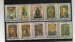 Année Sainte 1975 ,  10 Timbres Neufs ** Vatican - Christentum