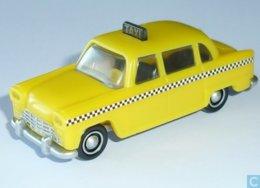 Hallo Taxi / New York + BPZ - Ü-Ei