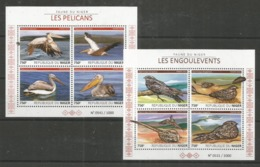 NIGER - MNH - 2015 - Animals - Birds - Other