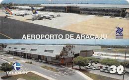 Aeroporto De Aracaju Phone Card - Zonder Classificatie